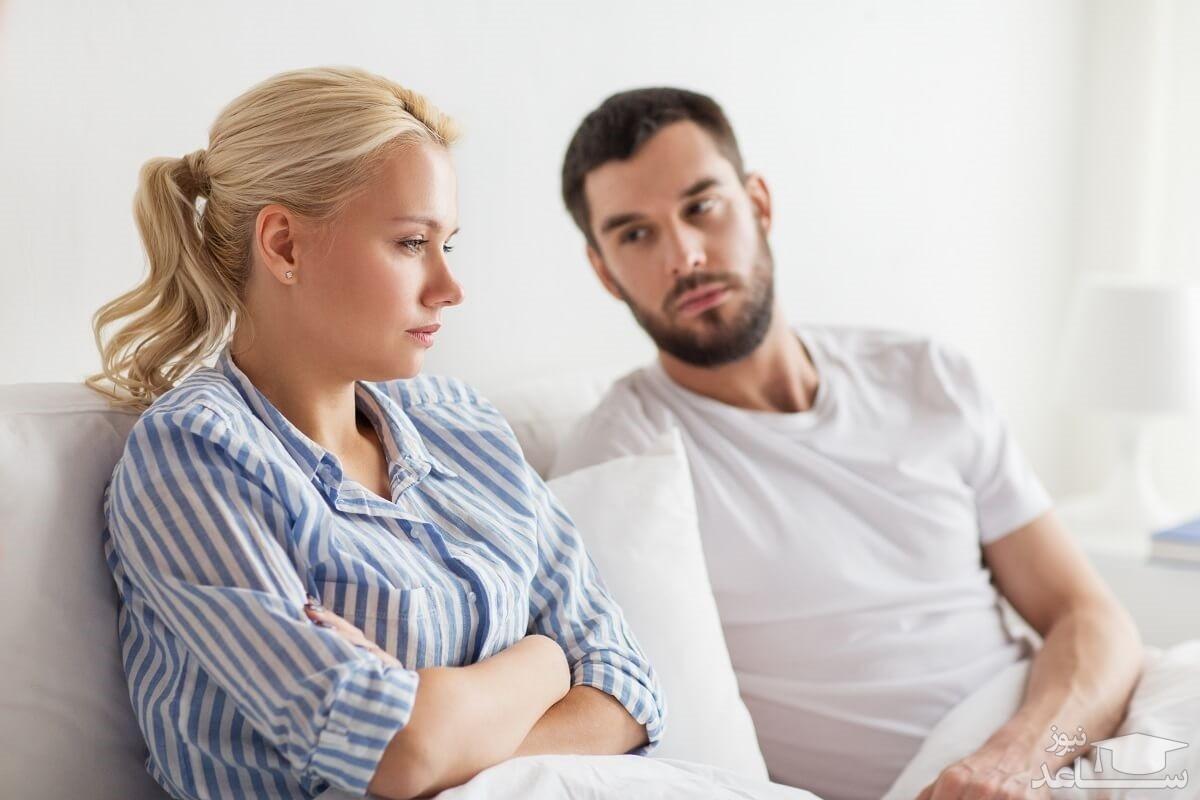 علت سکوت مردان در زندگی زناشویی چیست