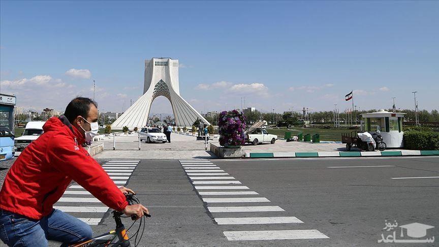 محدودیتهای کرونایی تهران تمدید شد