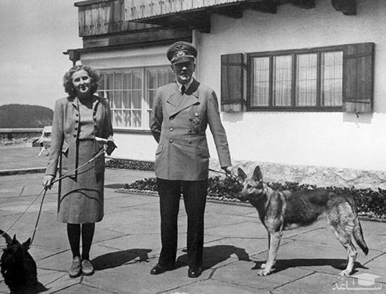 زندگی خصوصی همسران هیتلر و هِس
