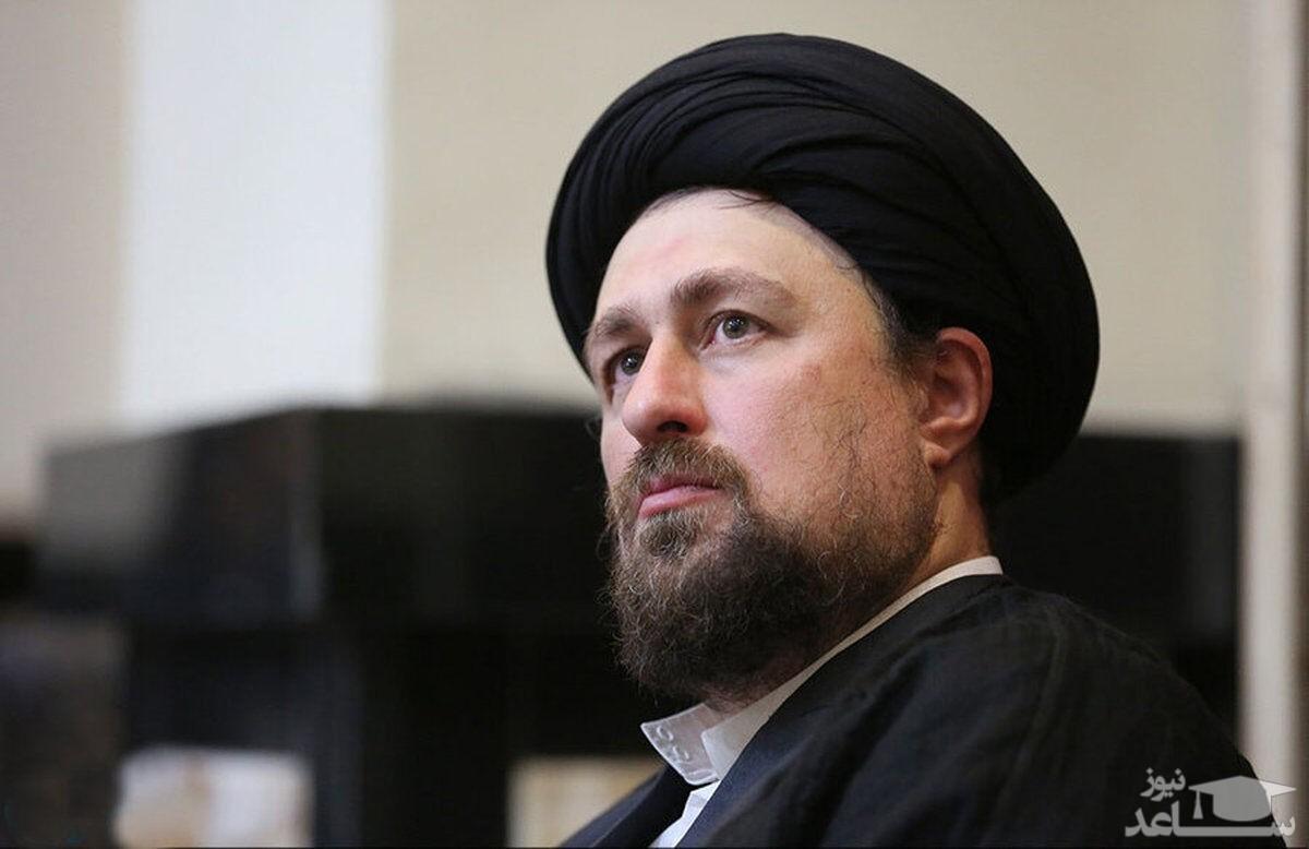 سید حسن خمینی: صبح آزادی را انتظار میکشیم