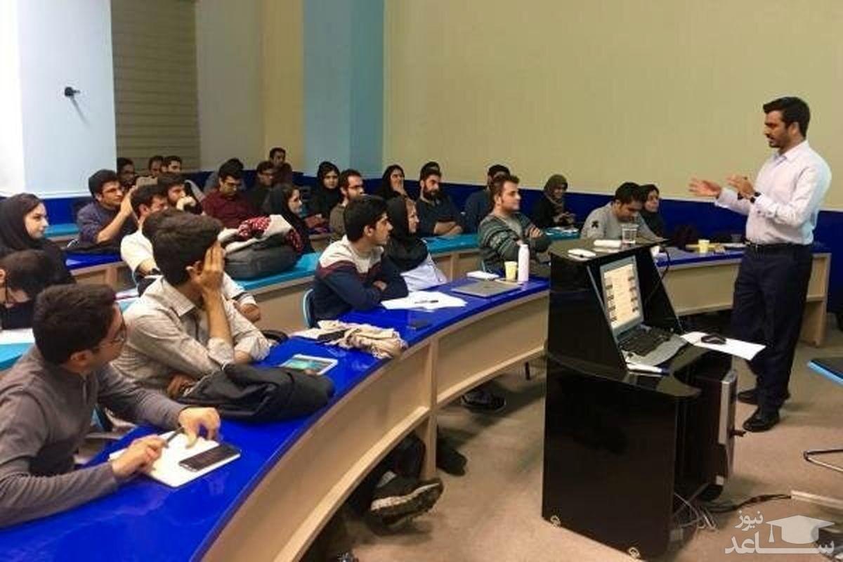 برگزاری دورههای آموزشی ویژه اعضای هیأت علمی دانشگاههای کشور