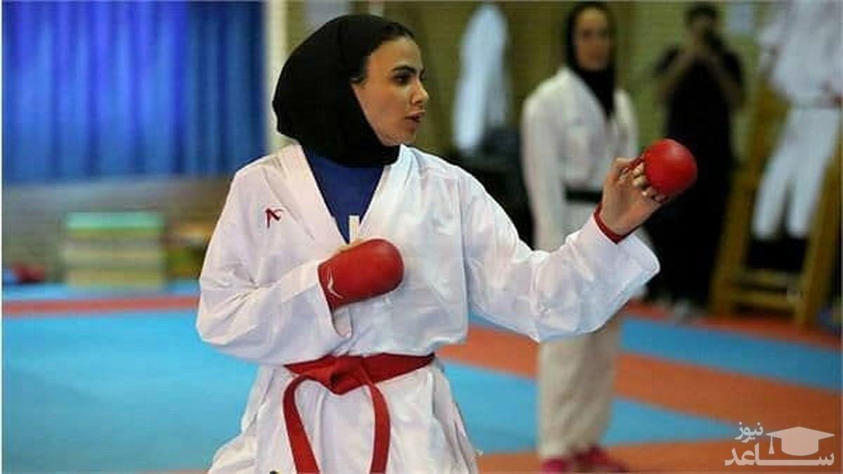 درخشش سارا بهمنیار با شکست قهرمان جهان