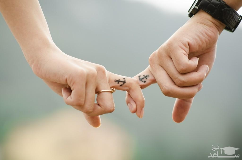 تفاوت عشق و وابستگی در روابط دو نفره