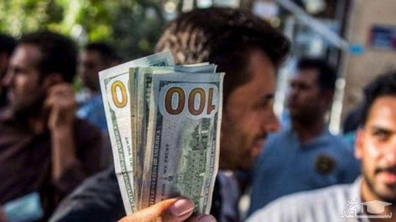 اُفت نرخ دلار تا کجا ادامه دارد؟