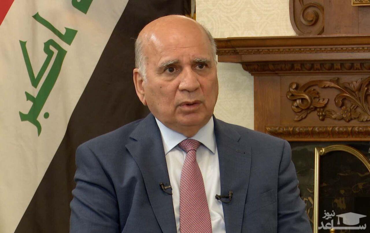 وزیر خارجه عراق از نقش کشورش برای نزدیک کردن دیدگاههای ترکیه و مصر خبر داد