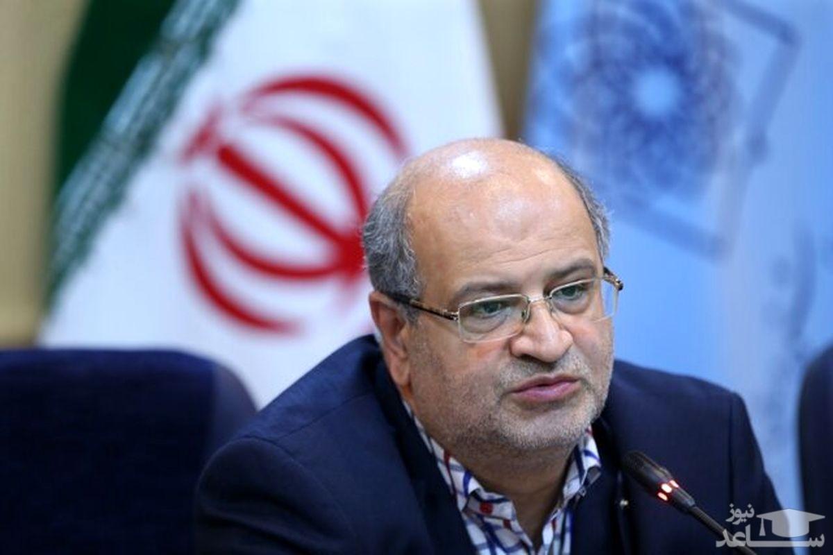 تهران در وضعیت کاملاً بحرانی / درخواست اعمال محدودیتهای یک هفتهای
