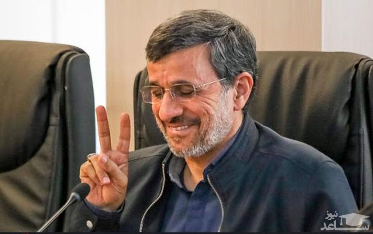 ترفند تازه احمدی نژاد برای ورود به انتخابات ۱۴۰۰