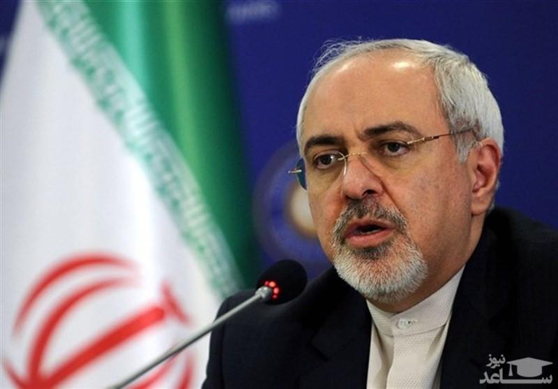 ظریف: کارزار فشار حداکثری ترامپ علیه ایران محکوم به شکست است