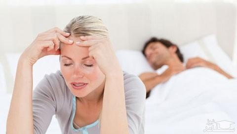 علت سر درد هنگام سکس و برقراری رابطه جنسی