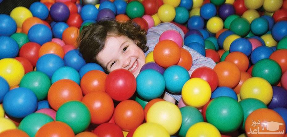 کشف استعدادهای کودک با بازی