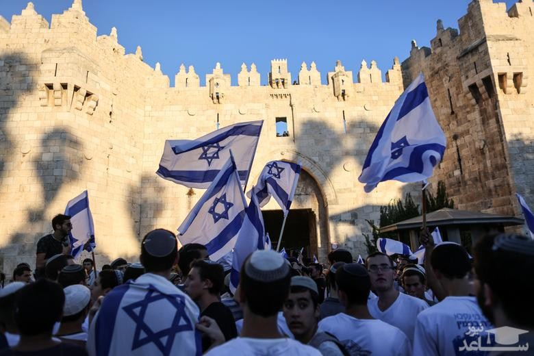 راهپیمایی پرچم یهودیان افراطی