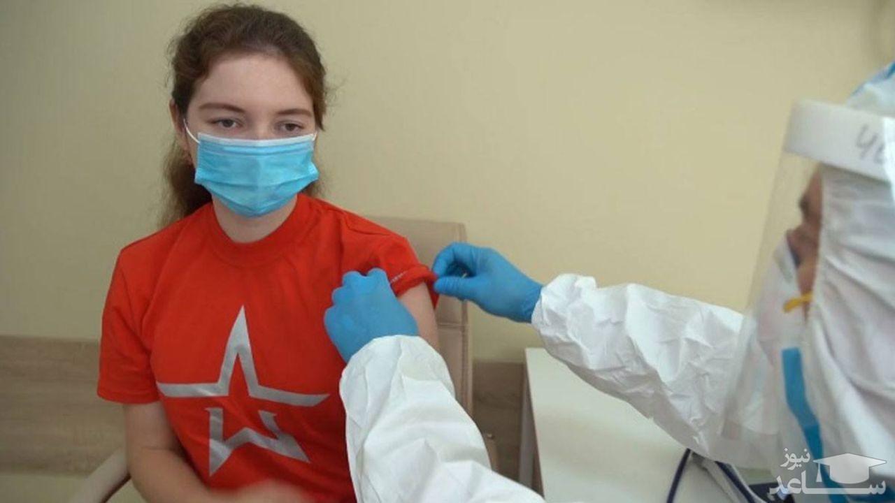 فیلم و تصاویر جعلی از دختر پوتین در حال تست واکسن کرونا