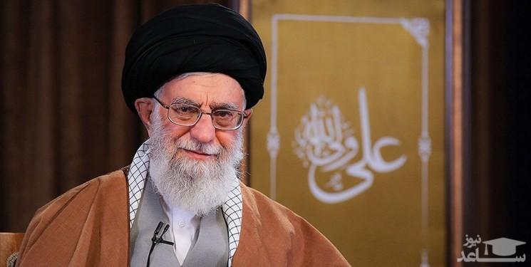 (فیلم) پیام واضح آیت الله خامنهای به داعش و آمریکا در فیلم سایت سردار قاسم سلیمانی