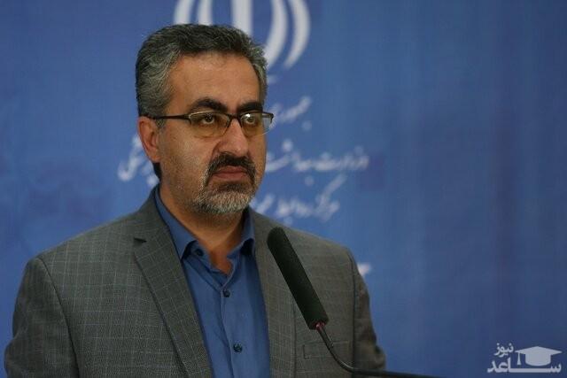 آمار جدید مبتلایان به کرونا ویروس در ایران/ ۶۷۲۸۶ ابتلا و ۴۰۰۳ فوتی ناشی از کرونا در کشور