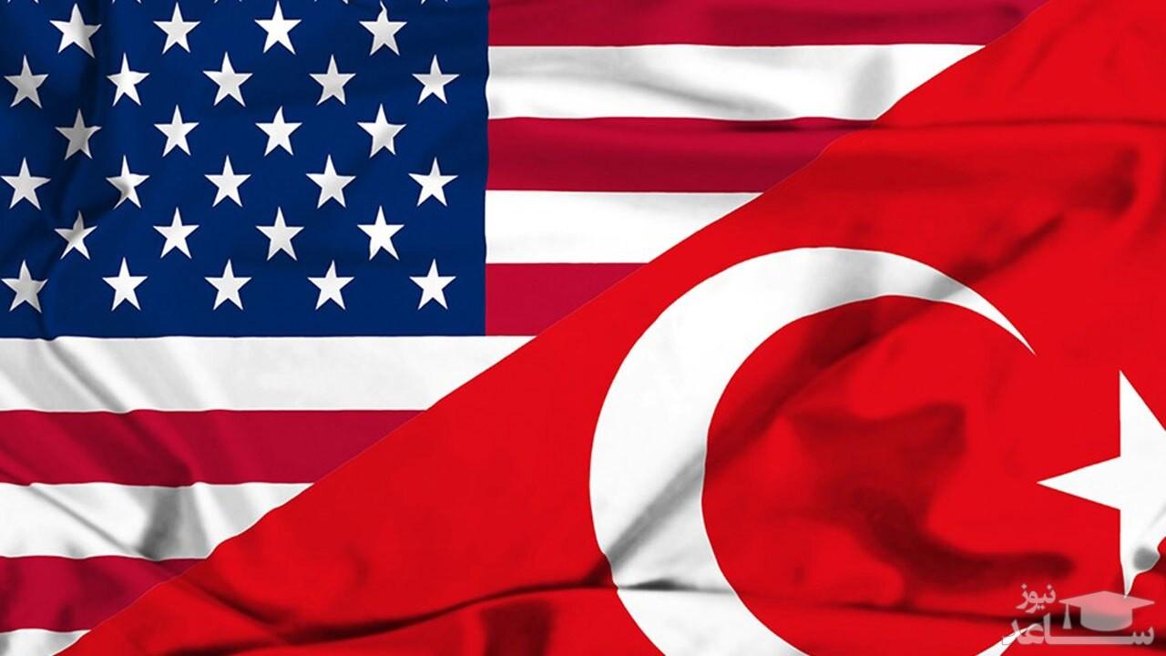 حمله اروپا و آمریکا به ترکیه