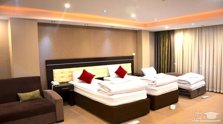 معرفی هتلهای معروف اراک