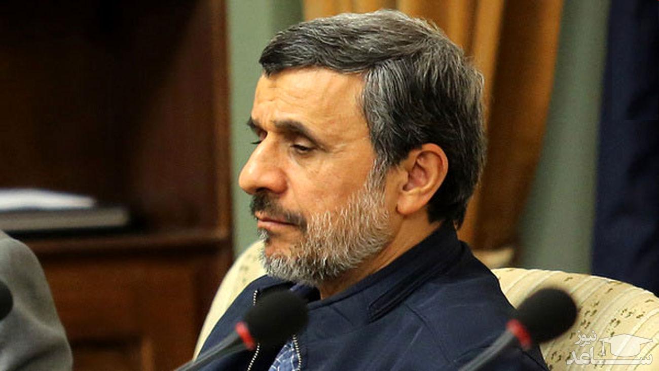 احمدی نژاد کاندیدای انتخابات ۱۴۰۰ میشود؟