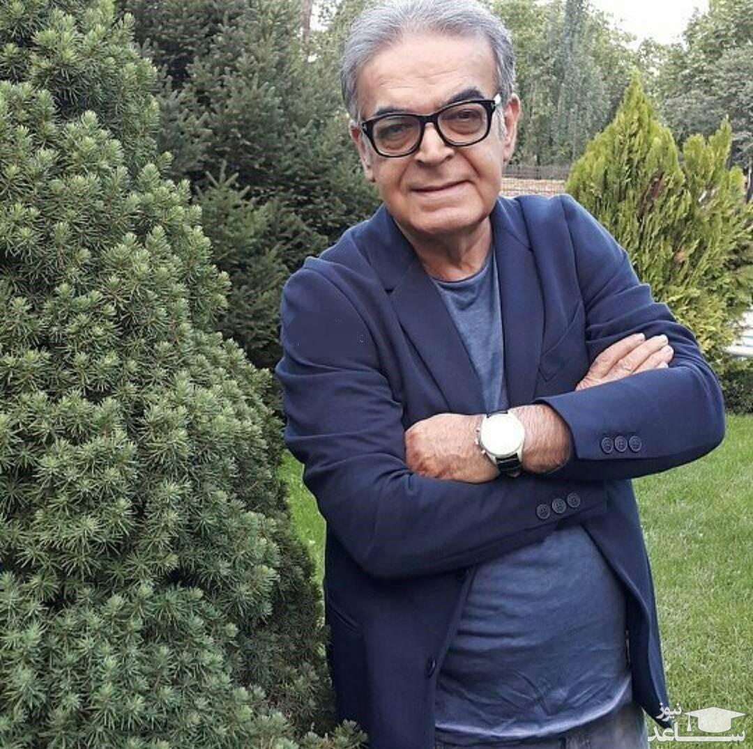 حمید لولایی در اهواز با لباس خوزستانی