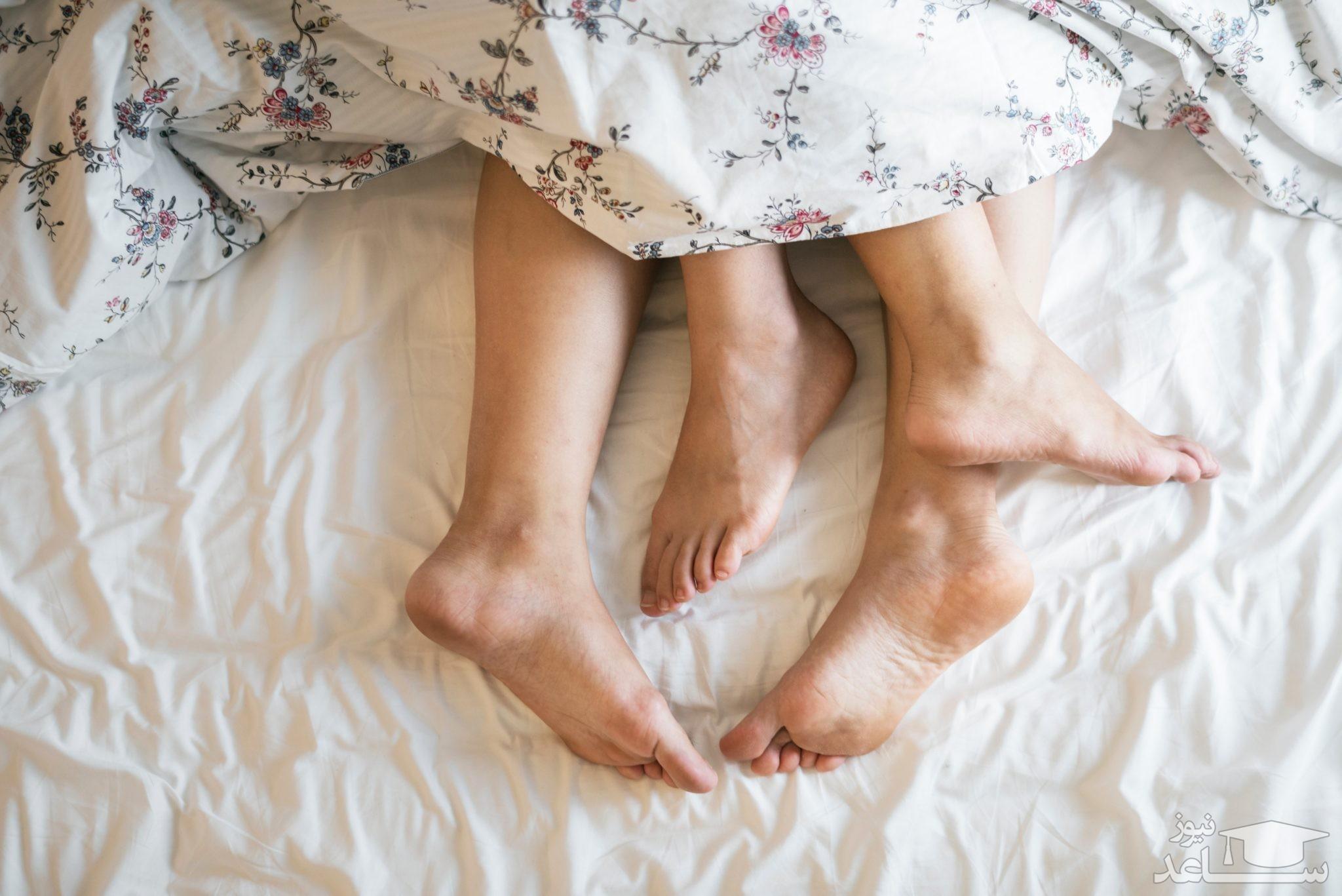 نشانه های ارضا شدن زنان در رابطه جنسی