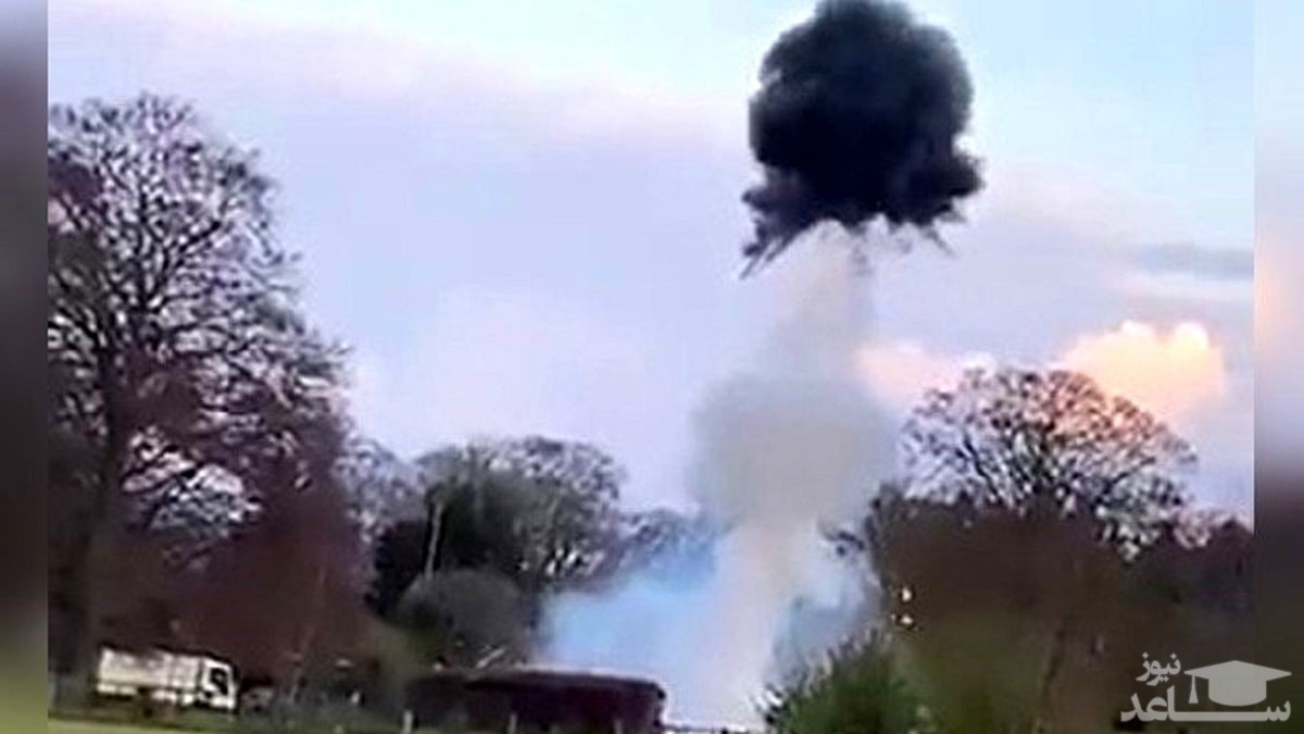 (فیلم) انفجار نارنجک در حیاط خانه صاحبخانه را شوکه کرد!
