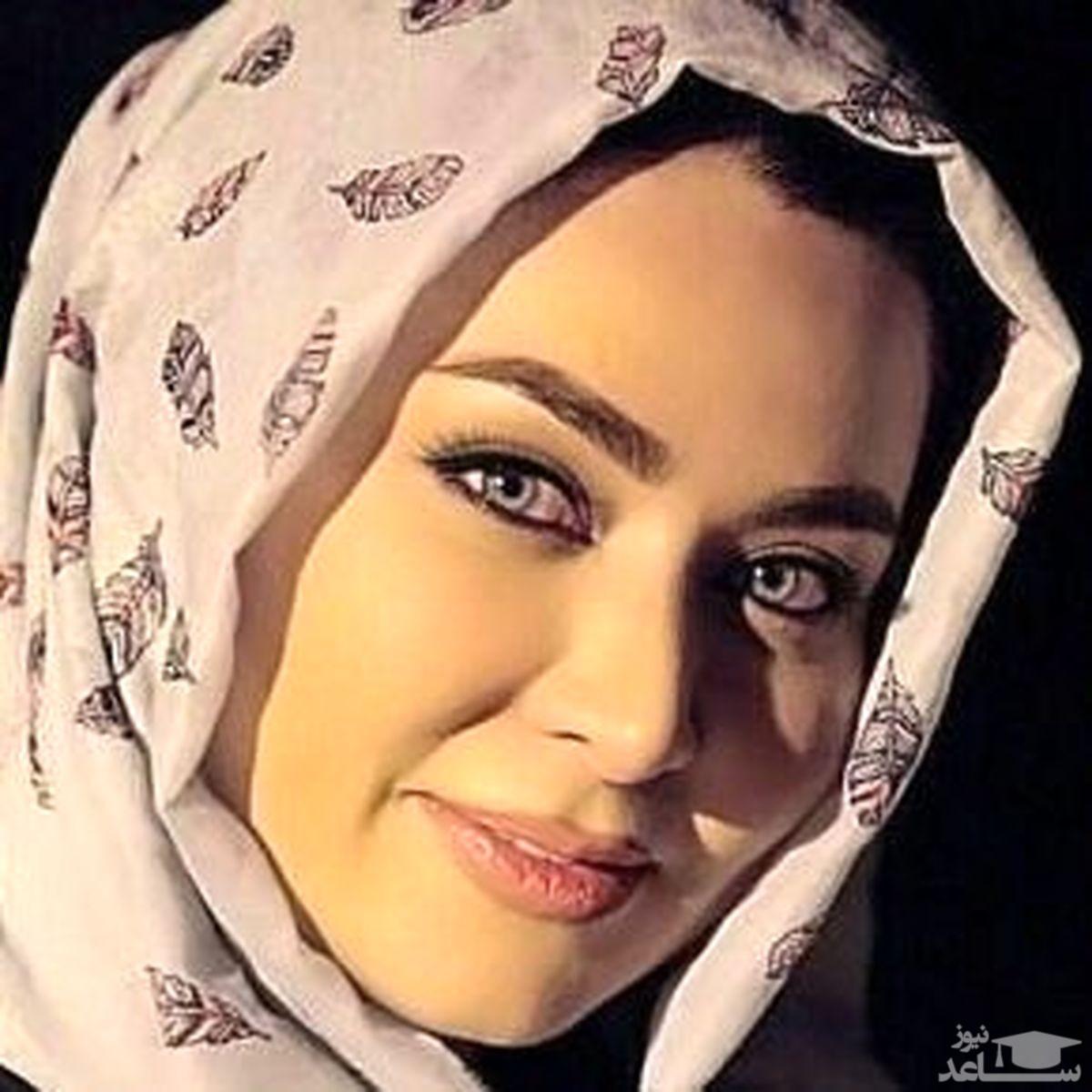 چهره بی نقص و زیبای فقیهه سلطانی