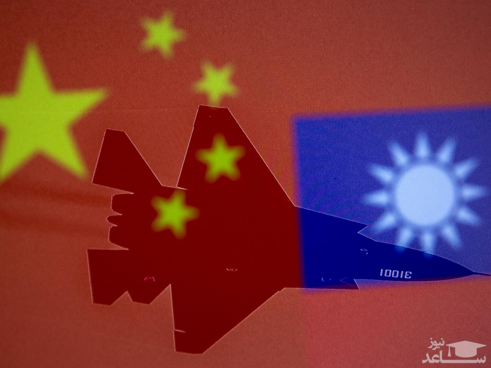 تایوان خودش را برای جنگ احتمالی با چین آماده میکند