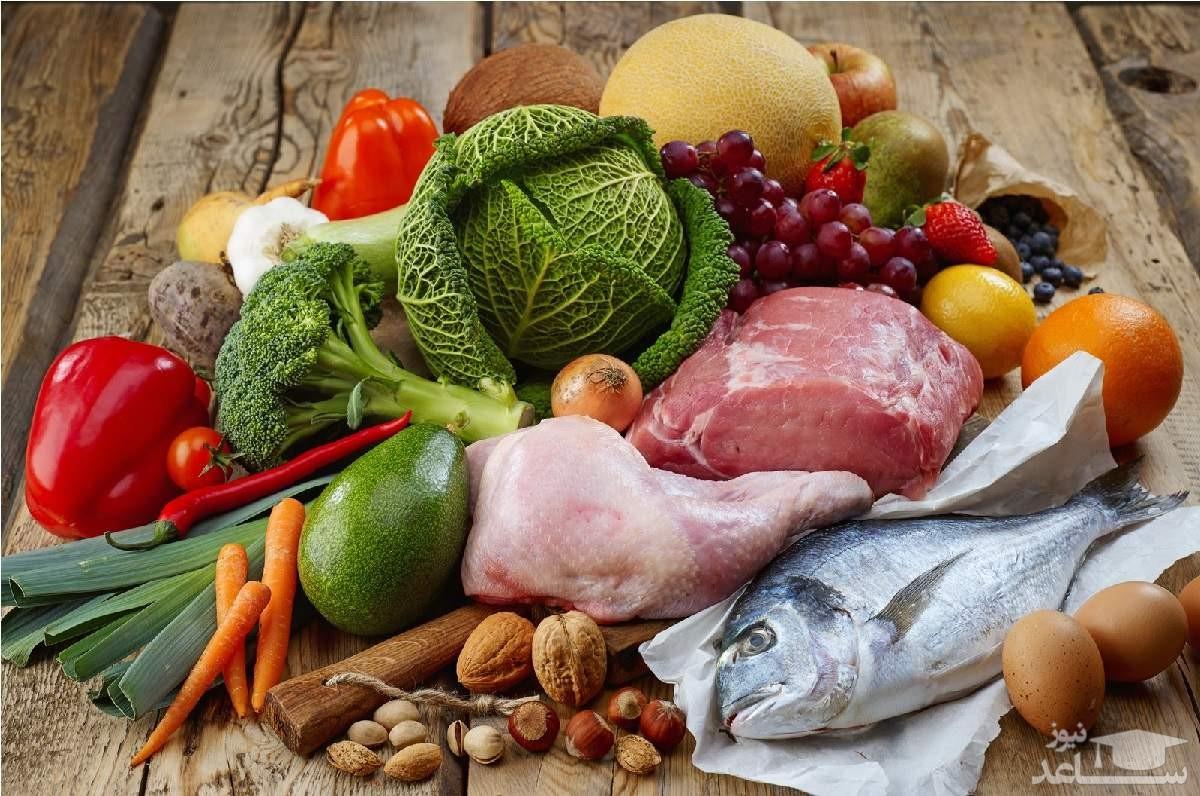 آشنایی با رژیم غذایی سرخپوشان