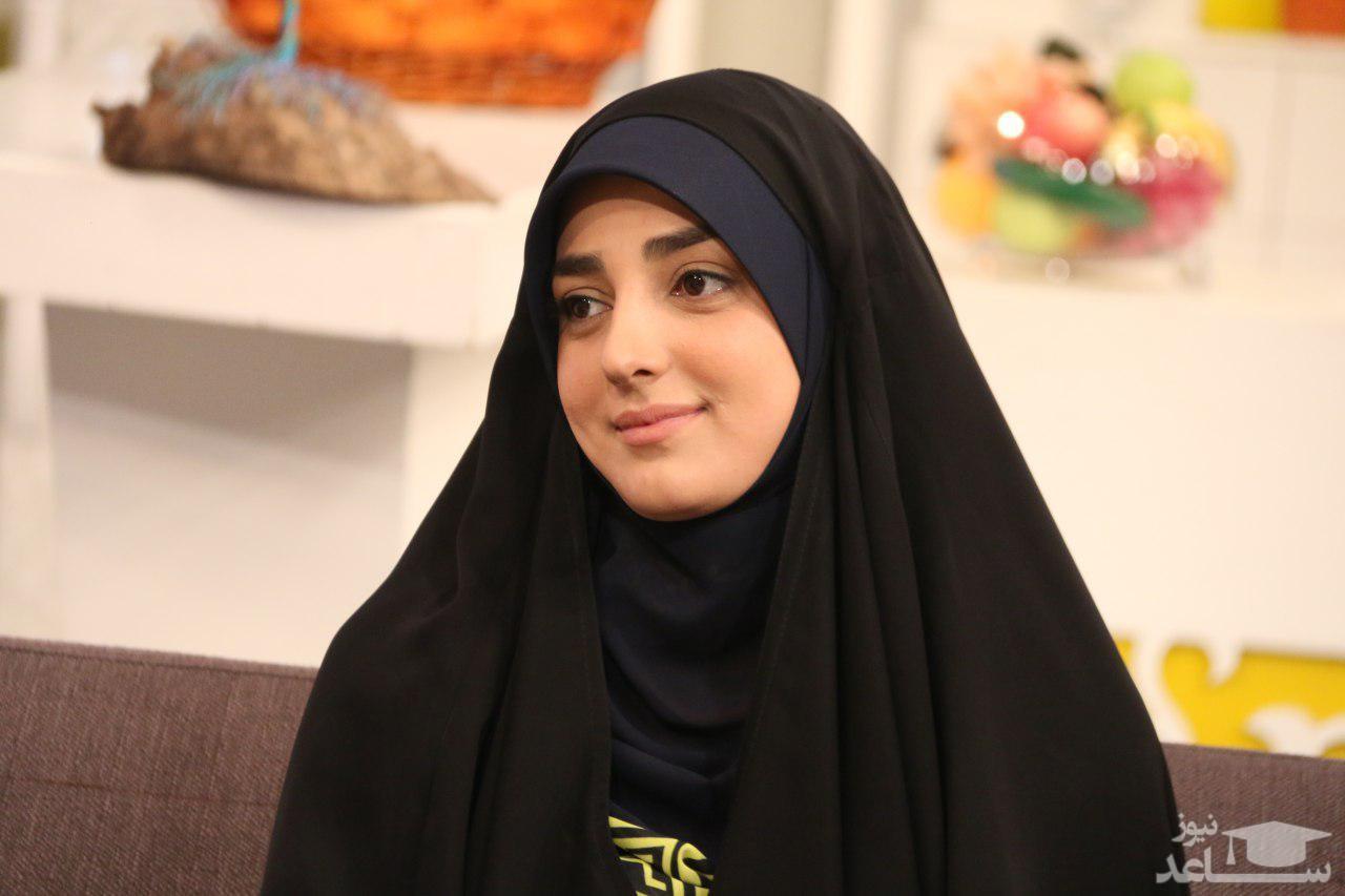 اختلاف سنی ۱۴ ساله مجری تلویزیون و همسرش جنجالی شد