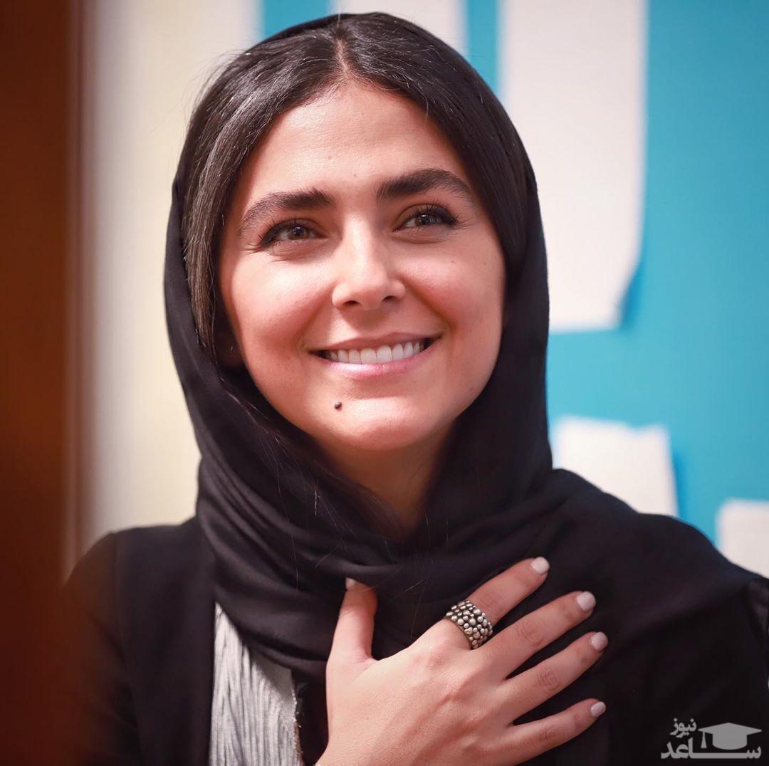 استایل جدید هدی زین العابدین در ونیز