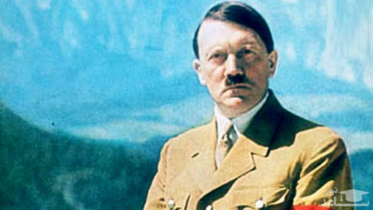 هیتلر با موجودات فضایی ارتباط داشته است؟!