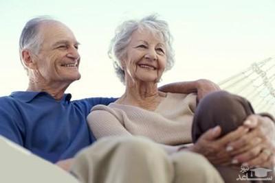 فواید و مزایای رابطه جنسی برای سالمندان
