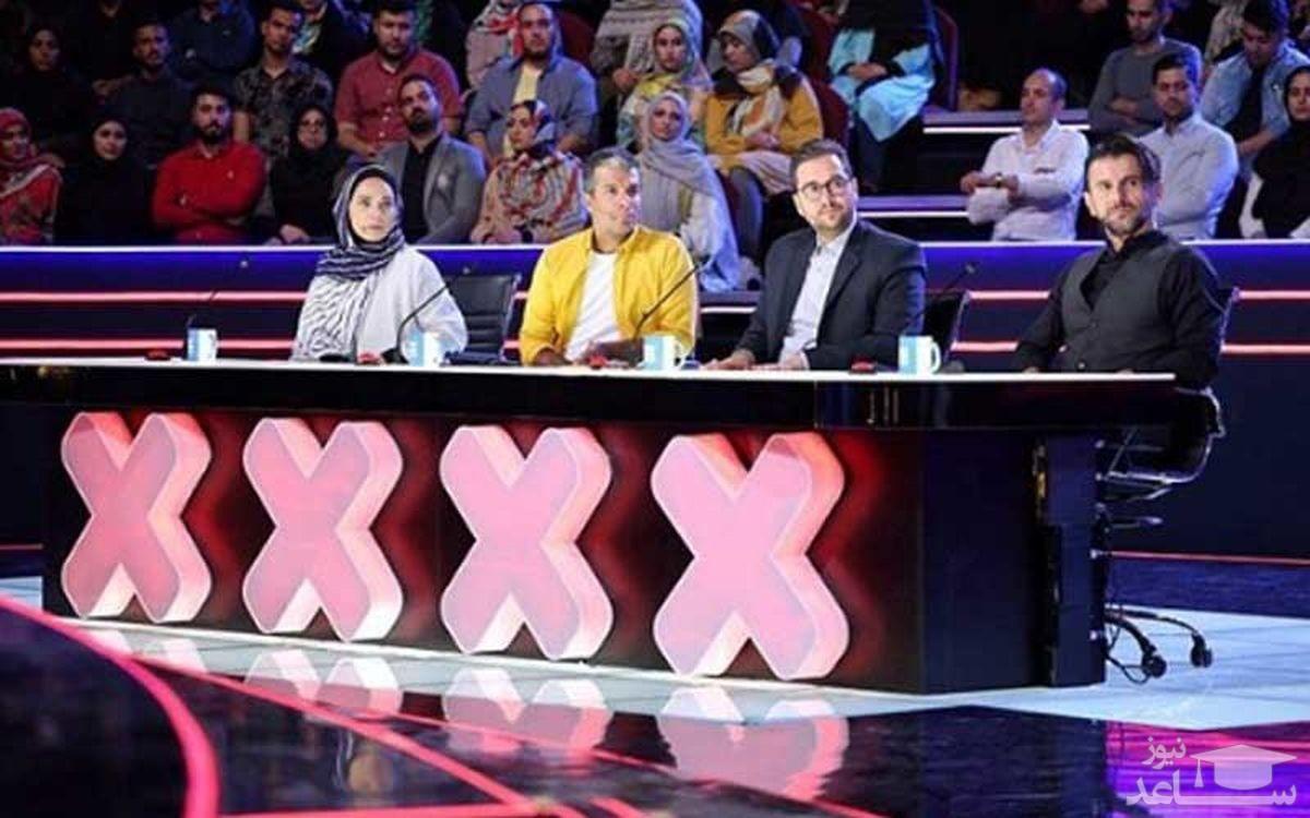 (فیلم) حرف غیرمنتظره بشیر حسینی که باعث تعجب و خنده امین حیایی شد!
