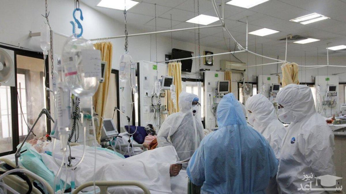 تازه ترین آمار مبتلایان و مرگ و میر ناشی از کرونا در 23 خرداد