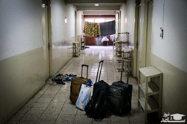 برنامه زمانبندی تعطیلی خوابگاه ها و بازگشایی در فروردین ۱۴۰۰