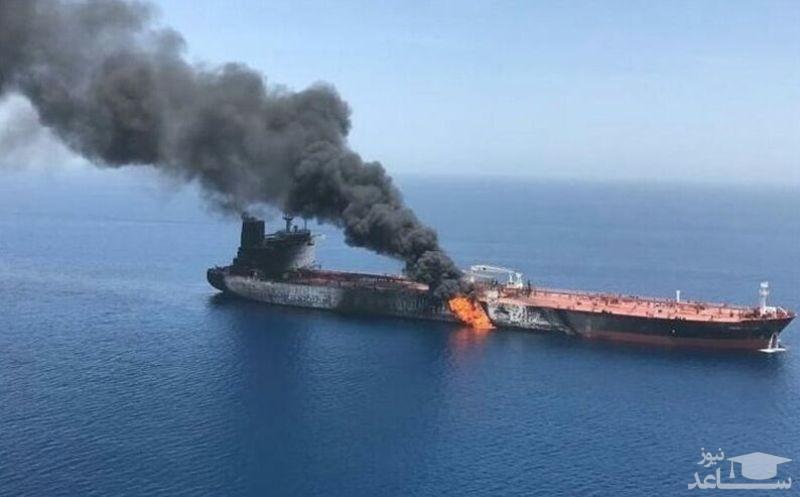 کشتی ایرانی ساویز در دریای سرخ با مین اسرائیلی مورد حمله قرار گرفت