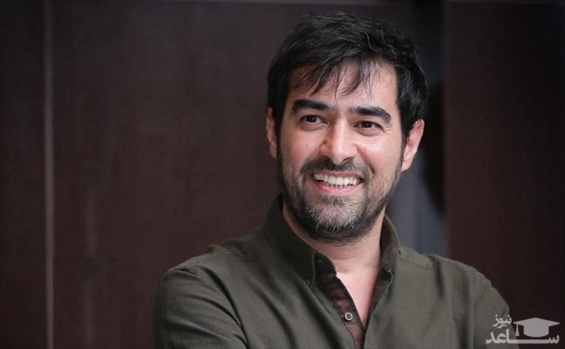 پیراهن خاص شهاب حسینی که سوژه شده!