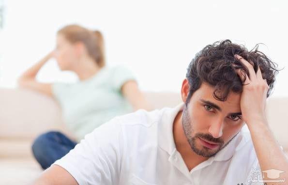 دلایل اختلال نعوظ در آقایان