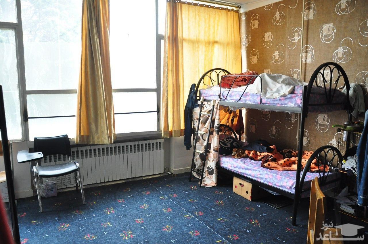 ثبتنام متقاضیان خوابگاههای متاهلی دانشگاه امیرکبیر امکان پذیر شد
