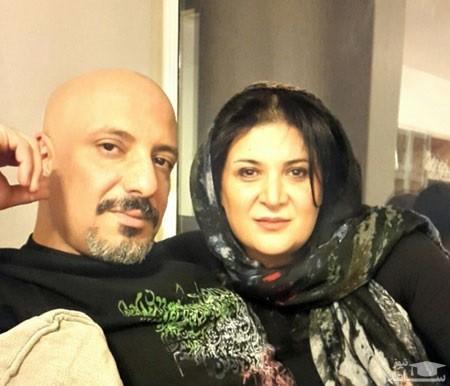 تیپ اسپرت و خفن ریما رامین فر و همسرش امیر جعفری