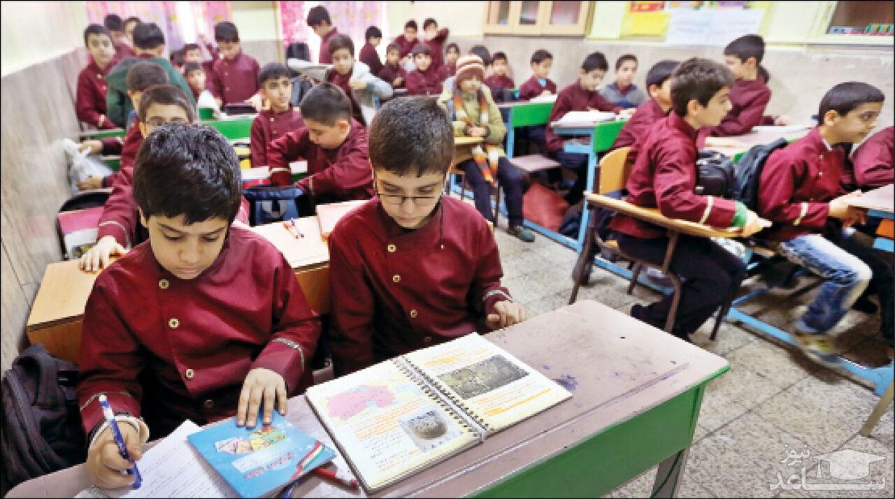 حداکثر زمان آموزش دانشآموزان در مناطق قرمز اعلام شد