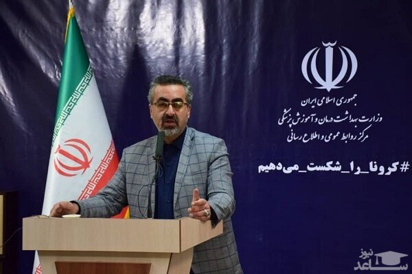 واکنش به ادعای فوت ۲۱۰ نفر بر اثر کرونا در ایران