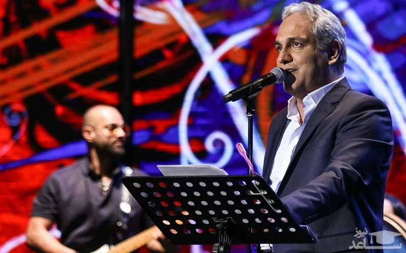 عکس های هنرمندان در کنسرت مهران مدیری
