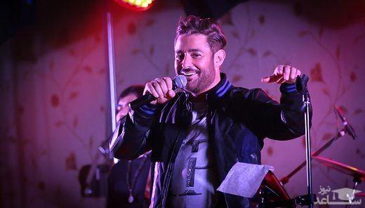 اولین فیلم لو رفته از کنسرت جنجالی محمدرضا گلزار در لس آنجلس
