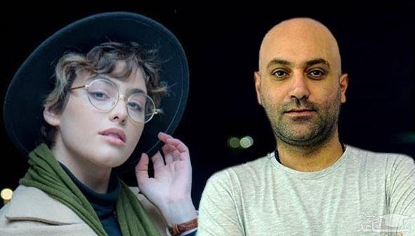 (فیلم) چالش خنده دار اشکان خطیبی با ریحانه پارسا و مهدی کوشکی