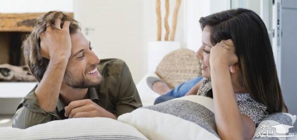 تصویر اشتیاق در روابط زناشویی
