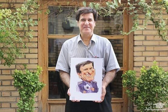 سرهنگ علیفر هم از ایران میرود!