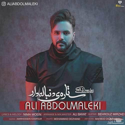 دانلود آهنگ ستاره دنباله دار از علی عبدالمالکی
