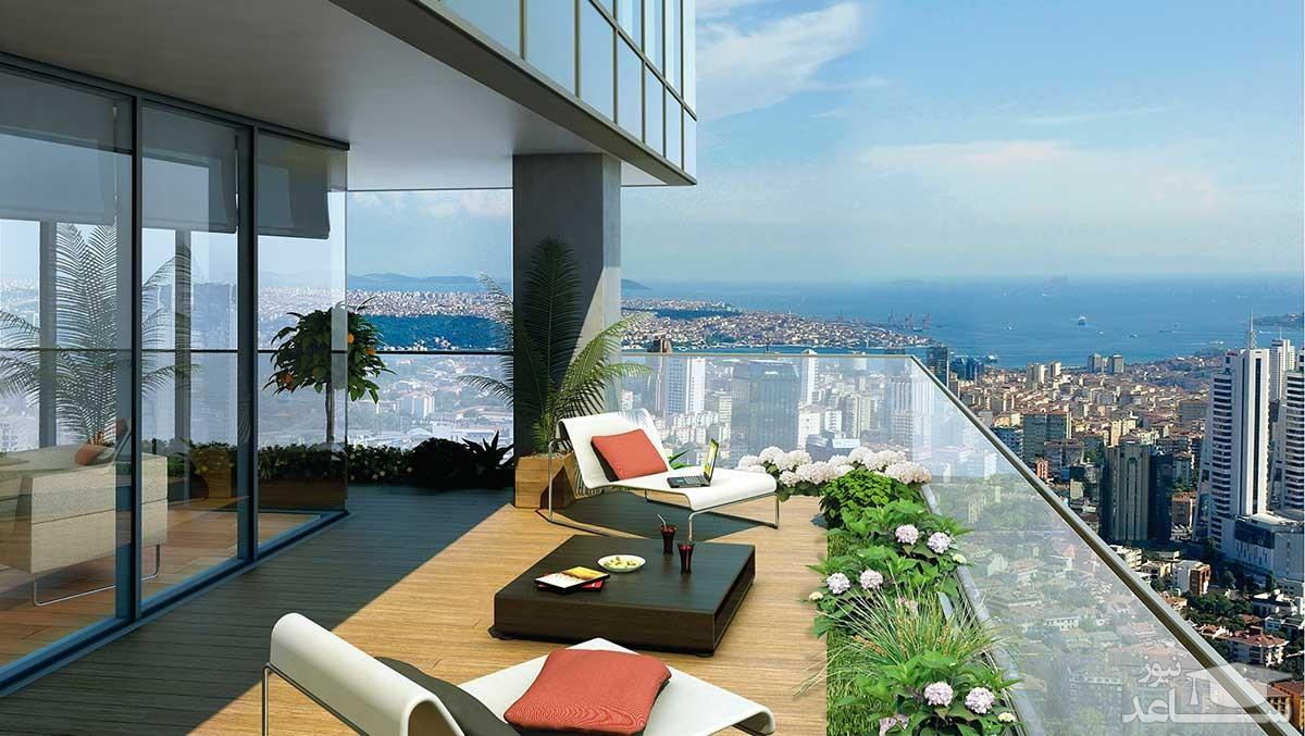 آلمانی ها خریدار جدید خانه در ترکیه!