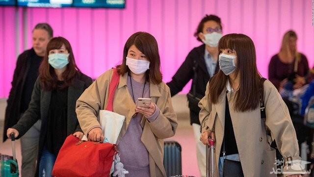 کروناویروس به مدت ۷ روز بر روی ماسک باقی میماند