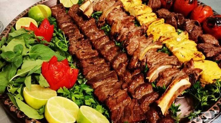 طرز تهیه یکباب حسینی